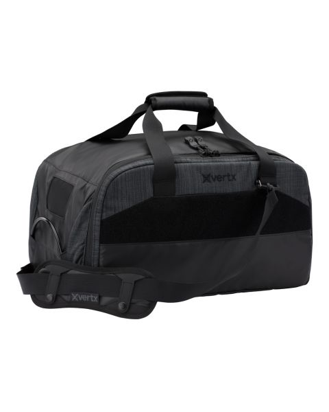 COF HEAVY RANGE BAG HEATHER BLACK/GALAXY BLACK