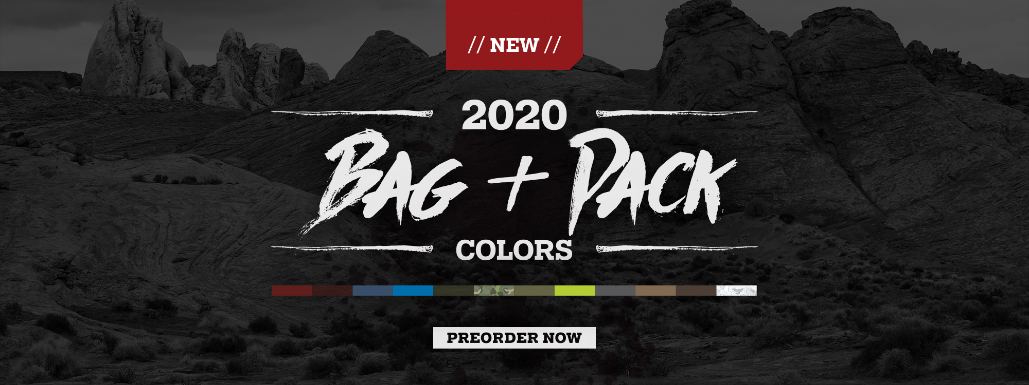 NEW BAG COLORS